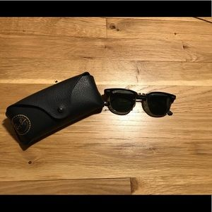 Authentic Rayban Clubmasters